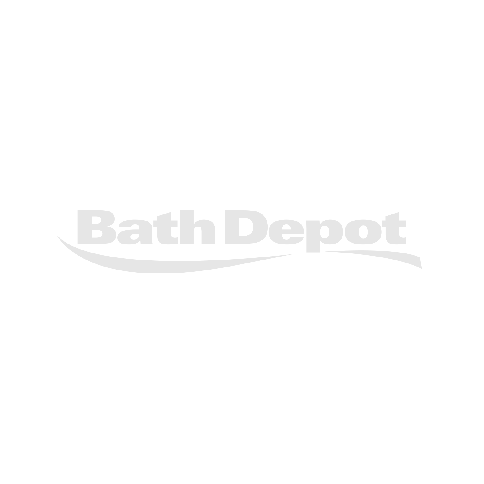 Set of contemporary decorative bathroom accessories